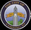 Seal of Corning, NY.png