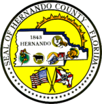 Official seal of Hernando County