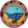Official seal of Long Beach, California