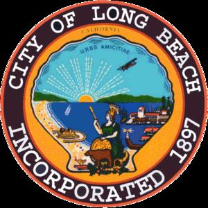 4th Street Corridor - Image: Seal of Long Beach, California