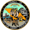 Official seal of San Luis Obispo County
