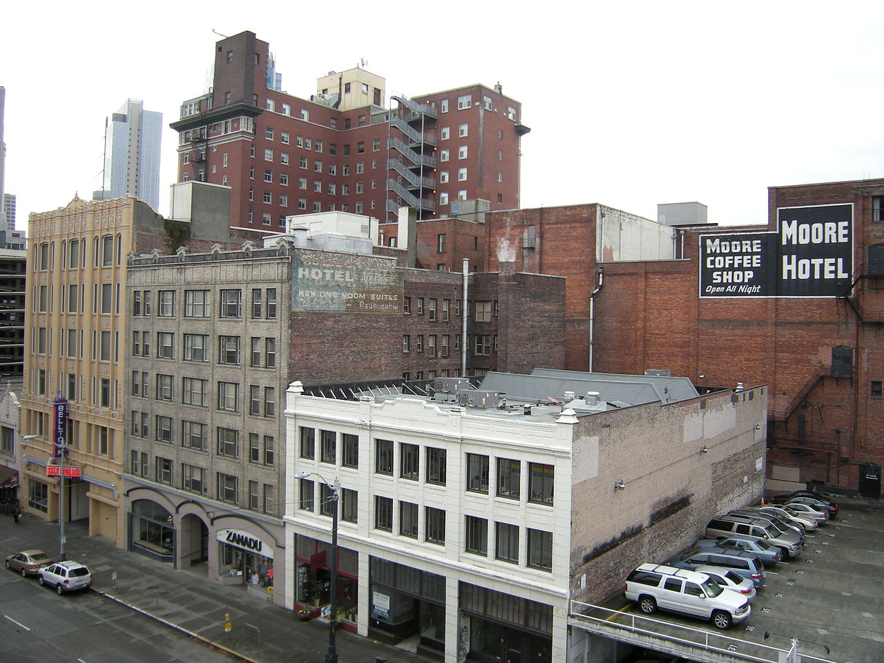 File:Seattle - 1900 block of Third Avenue 01.jpg - Wikimedia Commons