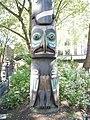 Seattle - Pioneer Square totem pole detail 01.jpg