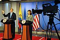 Secretary Kerry and Colombian Foreign Minister Holguin Address Reporters (2).jpg