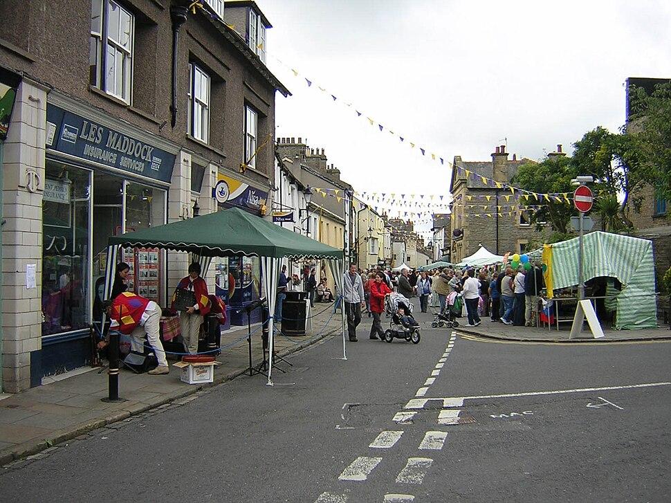 Sedbergh charter market