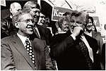 Sen Ted Kennedy & Mayor Richard Howe (445495367).jpg