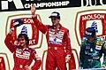 Senna Prost and Boutsen Montreal 1988.jpg