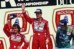 Rivalità Prost-Senna - Wikipedia