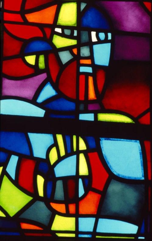 Sergio de Castro, vitrail de Jonas