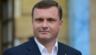 Serhiy Lyovochkin Ukrainian politician