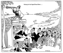 Political Cartoon Wikipedia