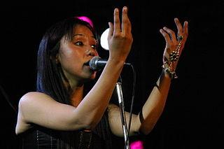 Sevara Nazarkhan Uzbek singer-songwriter