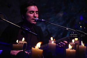 Hafez Nazeri - Shahram and Hafez Nazeri concert, September 2015