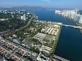 Shatin Sewage Treatment Works Aerial view 201712.jpg