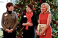 Sheila Casey, Cheryl McKinle and Dr. Jill Biden at a holiday event for children, 2010.jpg