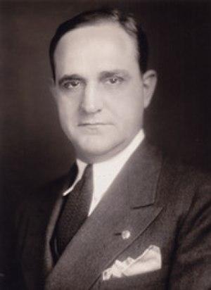 Sherman Minton - Senator Sherman Minton