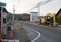 Shiga prefectural road 202 on Gokasho-kawanami.jpg