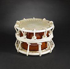 238 Japanese Drum Print in 7 Styles