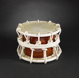 Shime-daiko - Image: Shime Daiko drum Shime Taiko Trommel