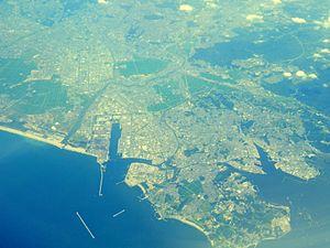 仙台港's relation image