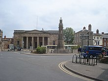 Shire Hall and war memorial - geograph.org.uk - 844672.jpg