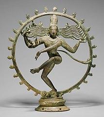 Shiva as Lord of the Dance (Nataraja)