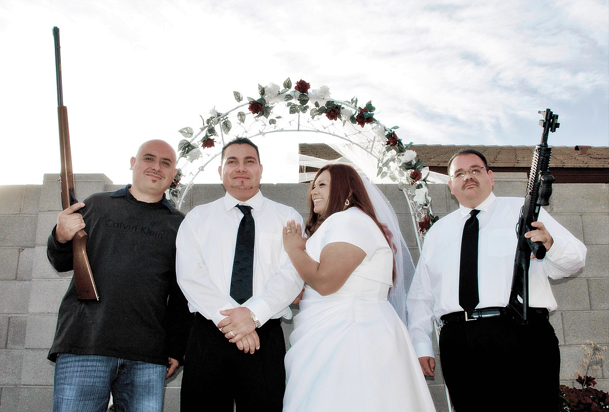 Shotgun Wedding Wikipedia