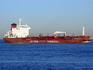 Sichem New York, Port of Rotterdam, Holland, 06JAN2009 pic2.JPG