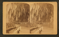 Side view in ball-room, Caverns of Luray, by C. H. James.png