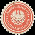 Siegelmarke Bürgermeisteramt Zerf Kreis Saarburg Regs. Bez. Trier W0384271.jpg