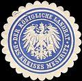 Siegelmarke Der Königliche Landrat des Kreises Meseritz W0210045.jpg