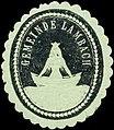 Siegelmarke Gemeinde Lambach W0318937.jpg
