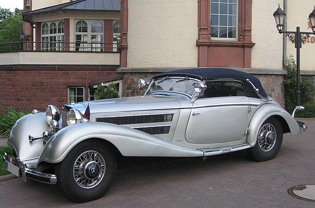 640Px Silver Mercedes Benz