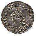 Silver penny of Harold I (YORYM 2000 683) obverse.jpg
