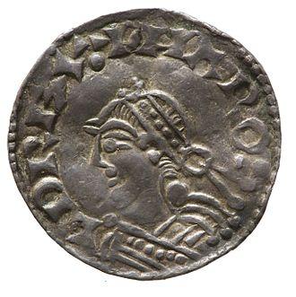 Harold Harefoot - Silver penny of Harold I
