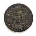 Silvermynt, 11 skilling, 1677 - Skoklosters slott - 109623.tif