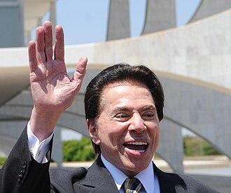 Silvio Santos - Silvio Santos in 2010