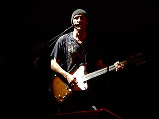 Simon Townshend British guitarist