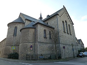 Saint Remigius Church - Image: Simpelveld Kerk (2)