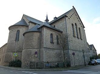Saint Remigius Church - Image: Simpelveld Kerk (2)