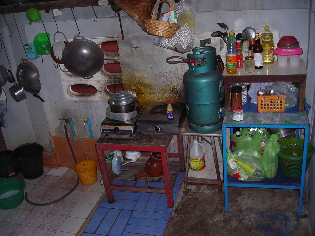 Thailand Kitchen Design