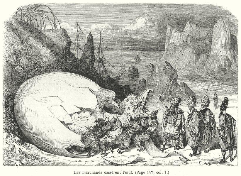 Sinbad the Sailor (5th Voyage)