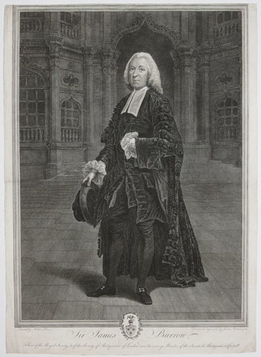 Sir James Burrow