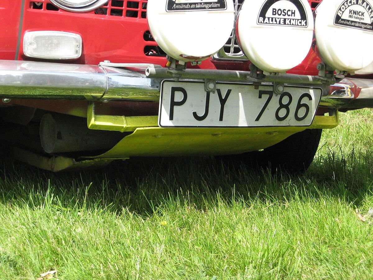 Skid Plate Car Racing