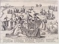 Slag op de Zuiderzee - Battle of the Zuiderzee in 1573 (Frans Hogenberg).jpg