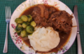 Slow Cooker Oxtail Stew with mashed potato and brussels sprouts - 05 01 2020 (49335421817).png