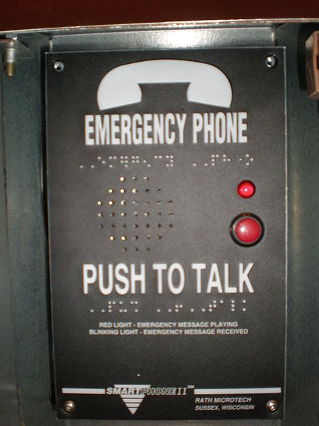 SmartPhone II emergency elevator phone