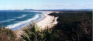 Smoky Cape - Image: Smoky Cape NSW in 1991 4