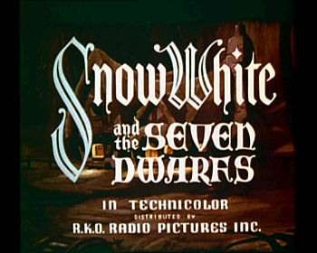 Screenshot Snow White