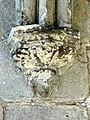 Soissons (02), abbaye Saint-Jean-des-Vignes, cloître gothique, galerie sud, cul-de-lampe 7.jpg